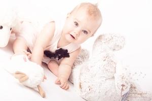 Babyshooting 10 Monate Gütersloh
