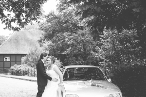 Hochzeitsfotografie am Schloss Rheda