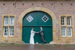 Hochzeitsfotografie Klosterpforte Marienfeld