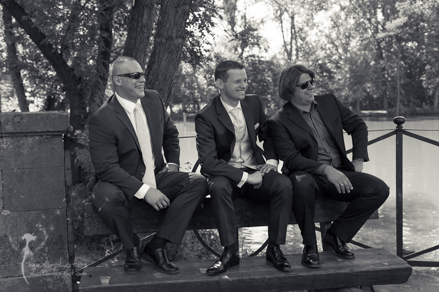 Hochzeitsfotografie am Schloß Monrepos - mexi-photos