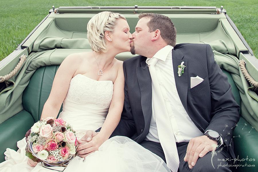 Christine & Christian - Hochzeitsfotografie Langenberg