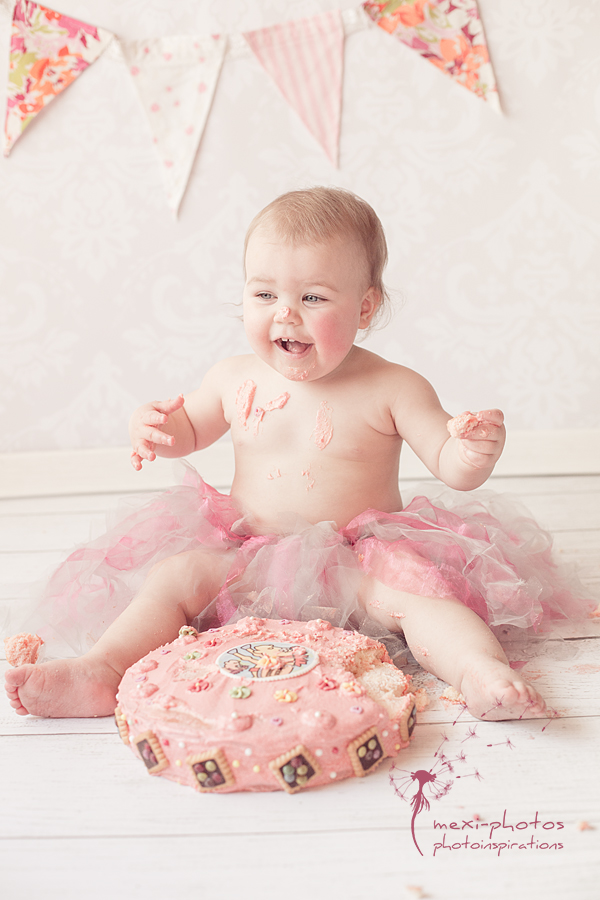 Babyfotoshooting mit Torte - mexi-photos - Gütersloh