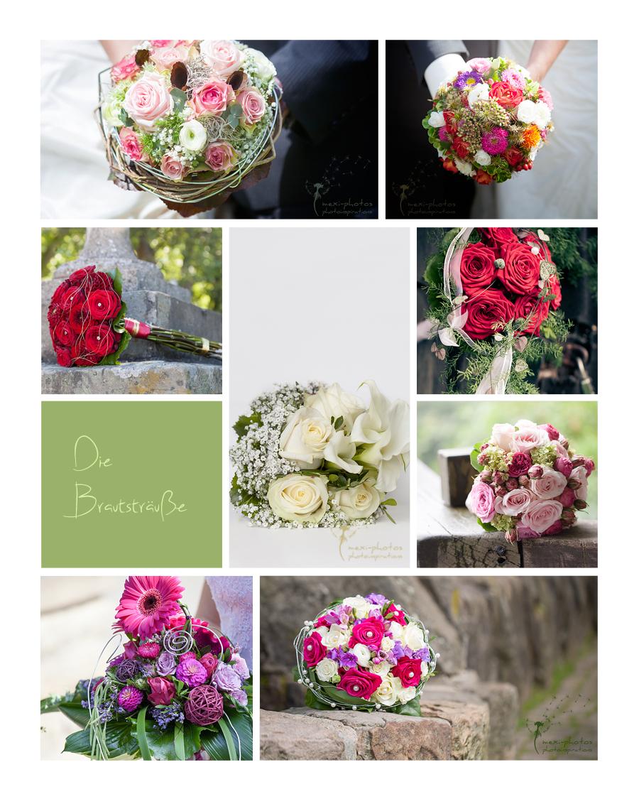 Brautsträuße - mexi-photos